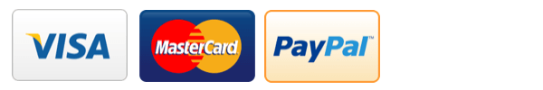 payment icons Aubrey Bay