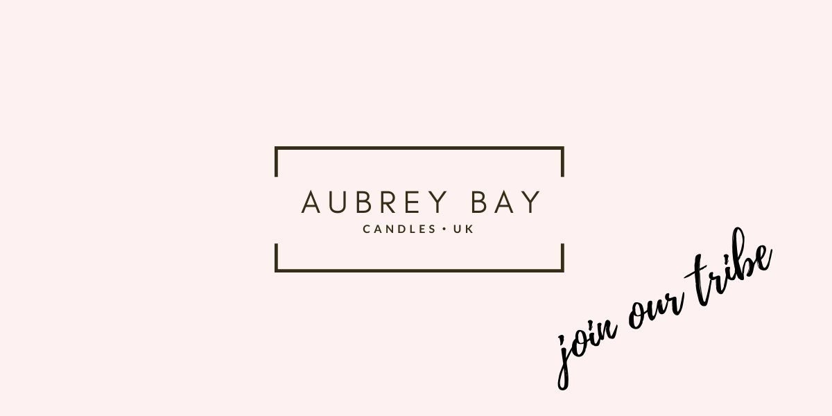Aubrey Bay candle affiliate program logo