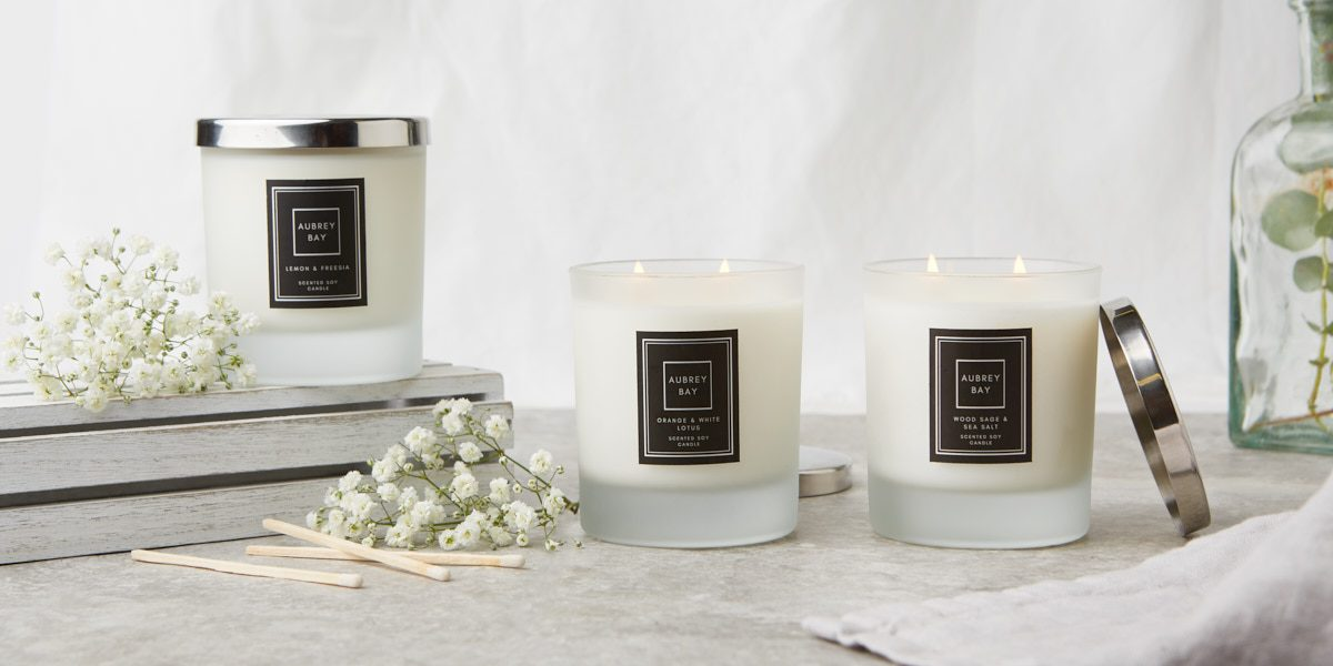 What to look for when buying a scented candle